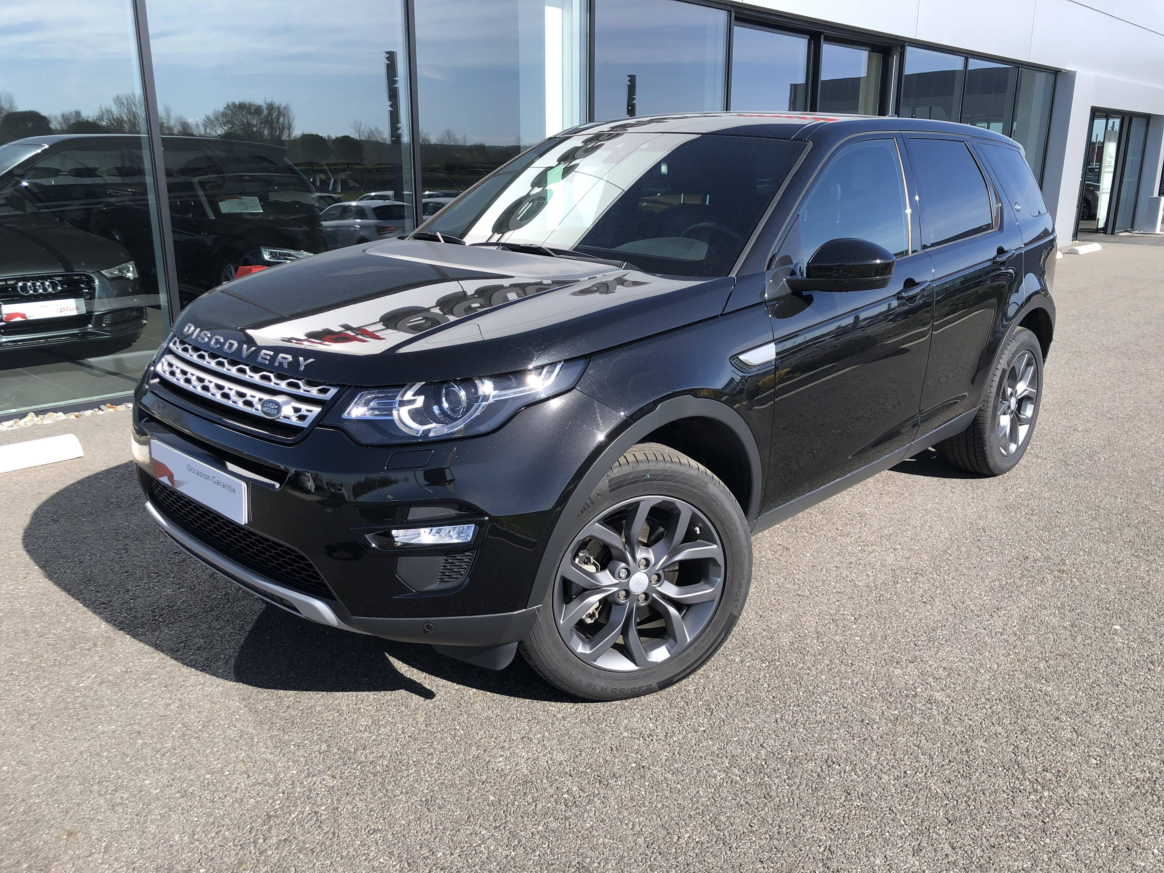 Véhicule occasion - LAND ROVER - DISCOVERY SPORT