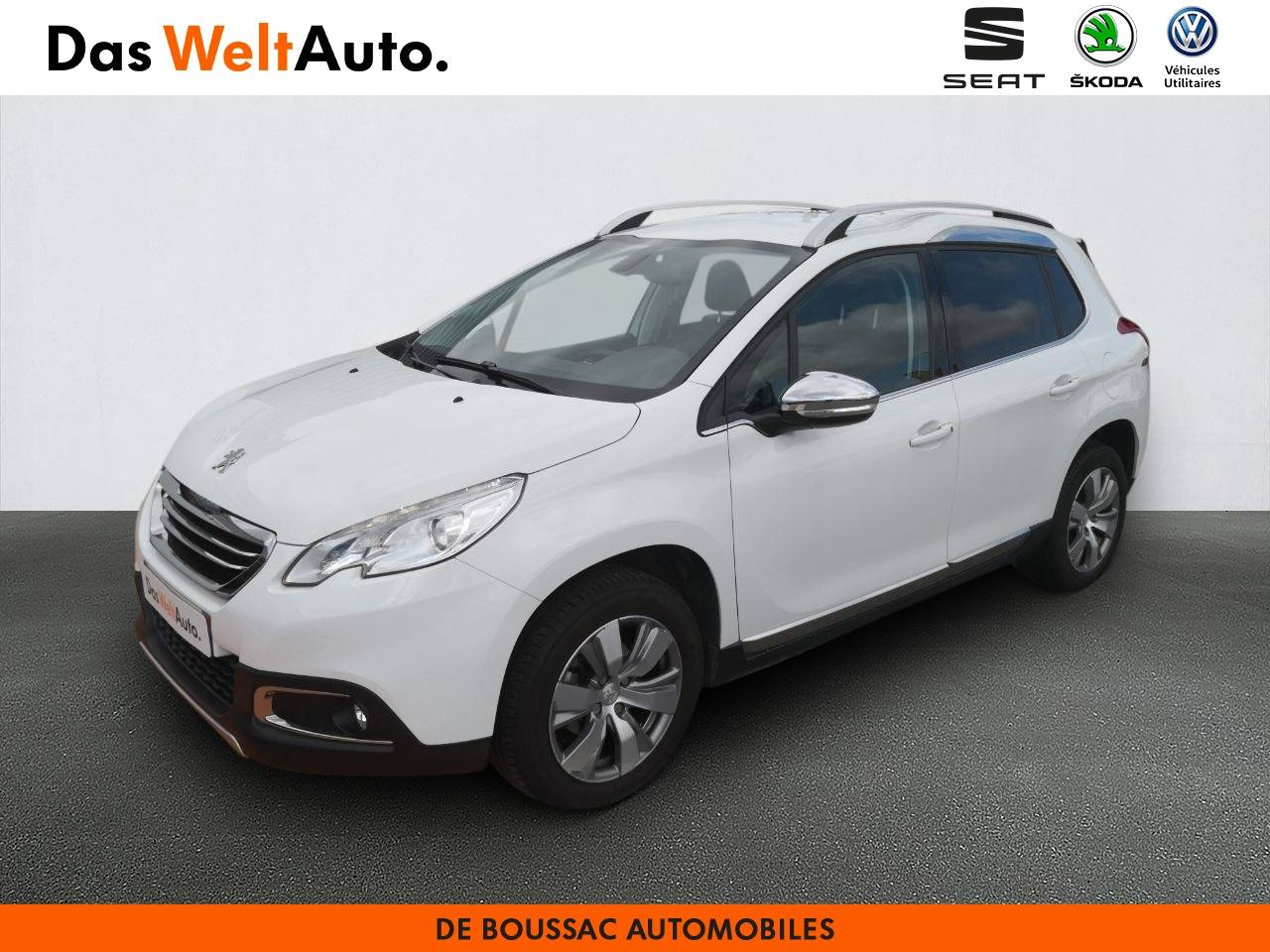 Véhicule occasion - PEUGEOT - 2008 BUSINESS