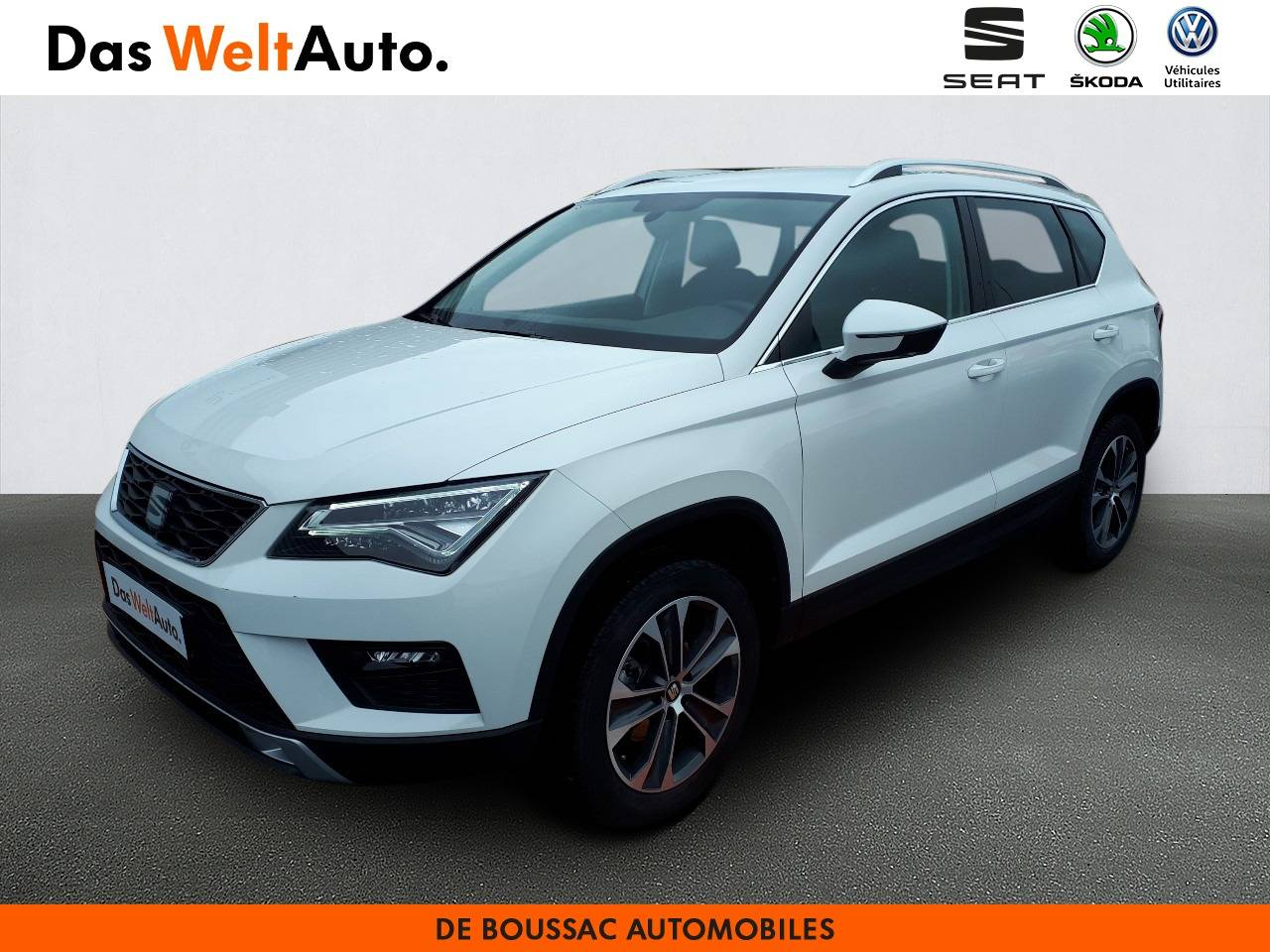 Véhicule occasion - SEAT - ATECA