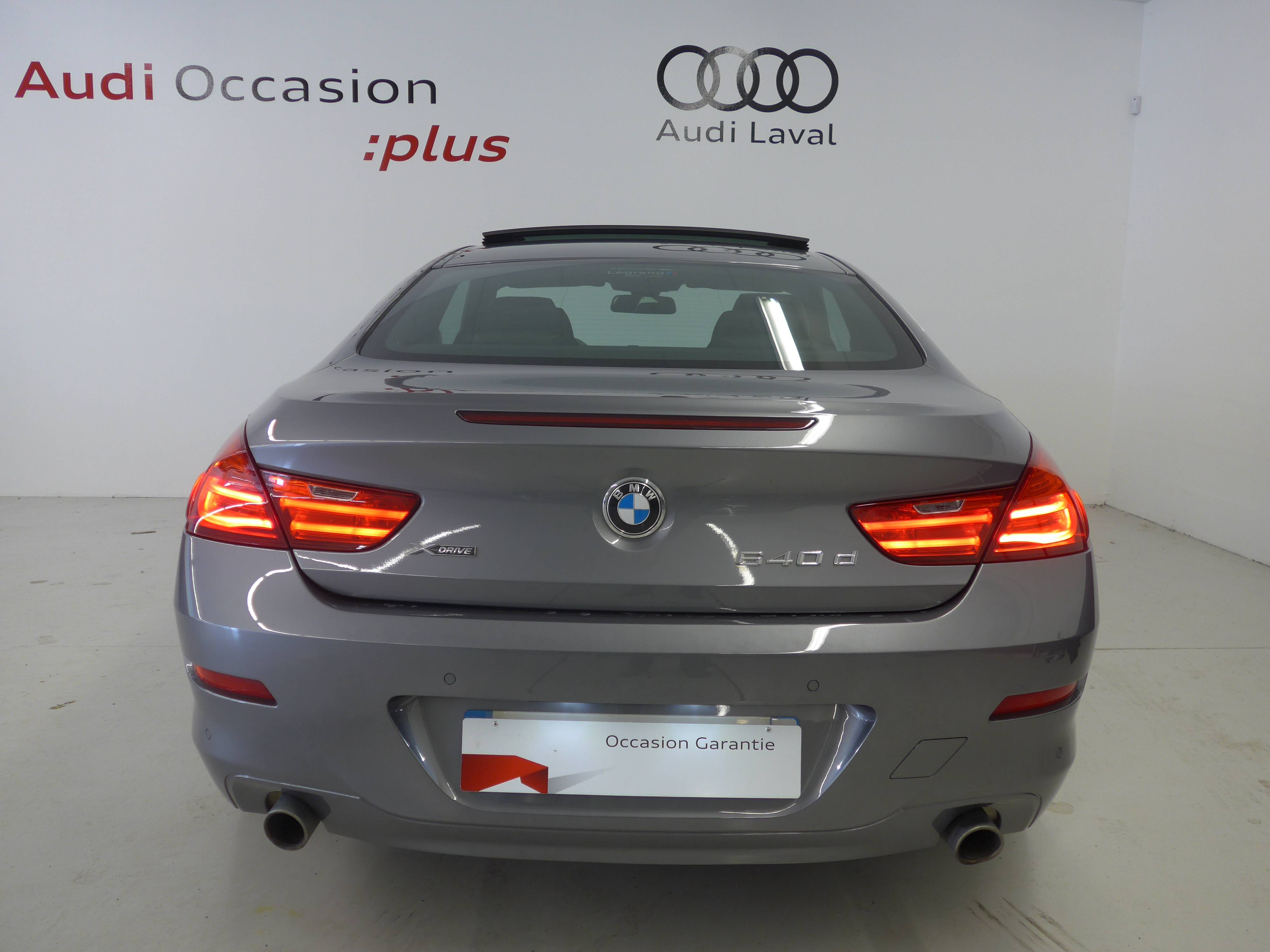 BMW SERIE 6 COUPE F13