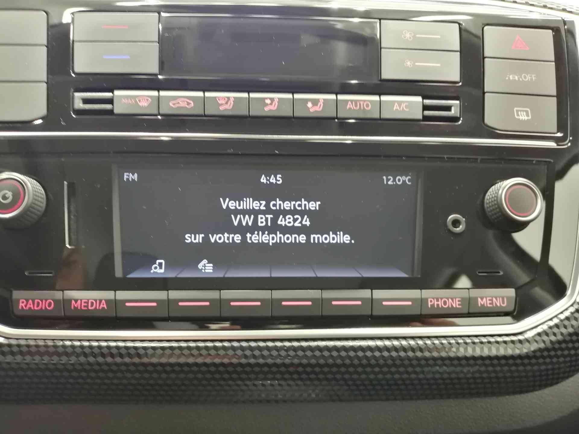 VOLKSWAGEN E-UP! 2.0