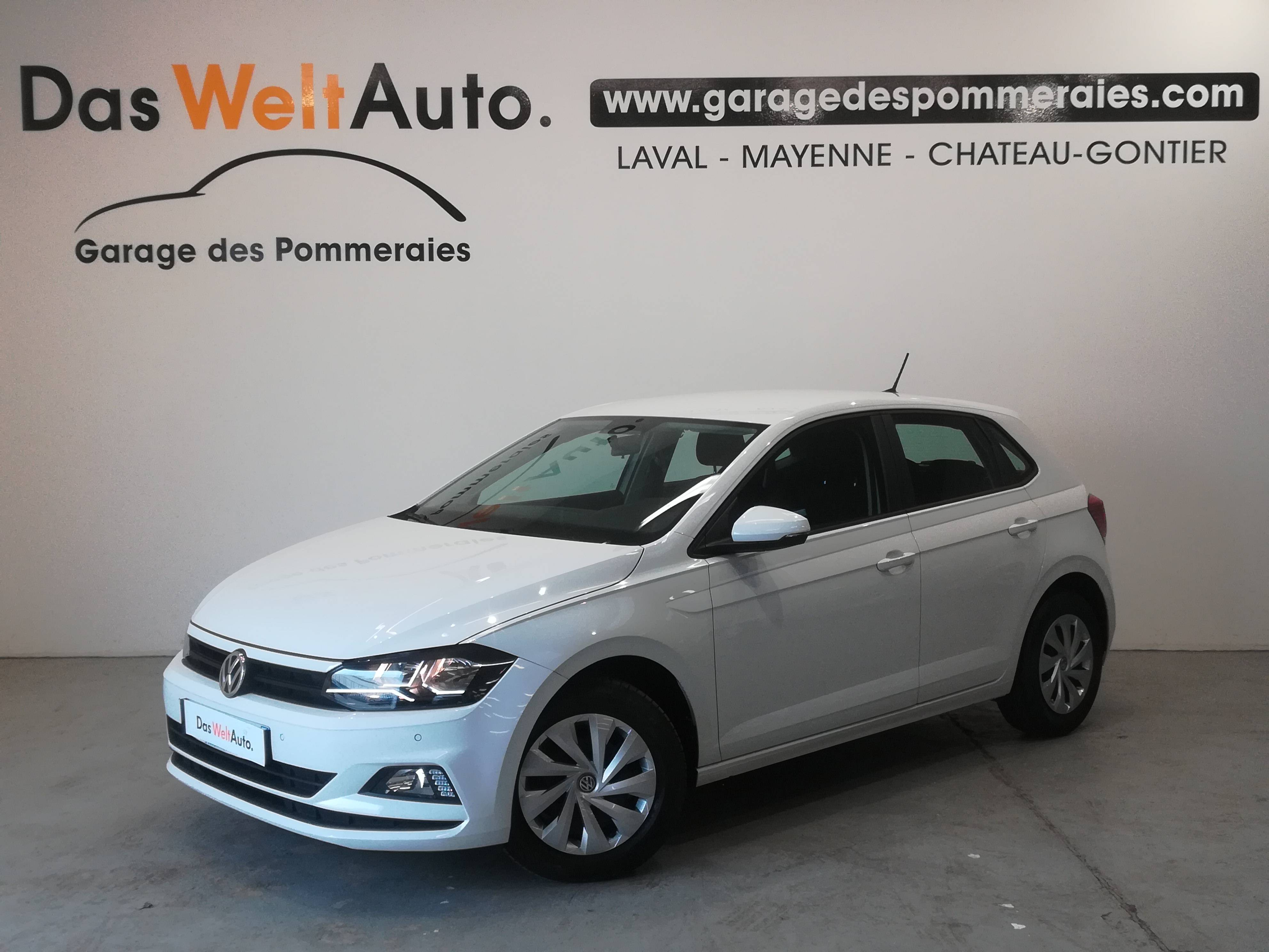 photo VOLKSWAGEN POLO BUSINESS