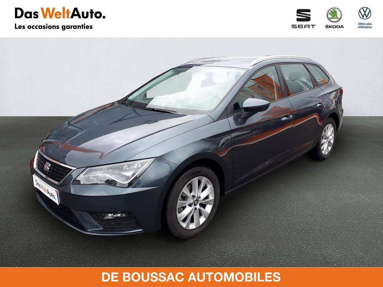 Véhicule occasion - SEAT - LEON ST BUSINESS