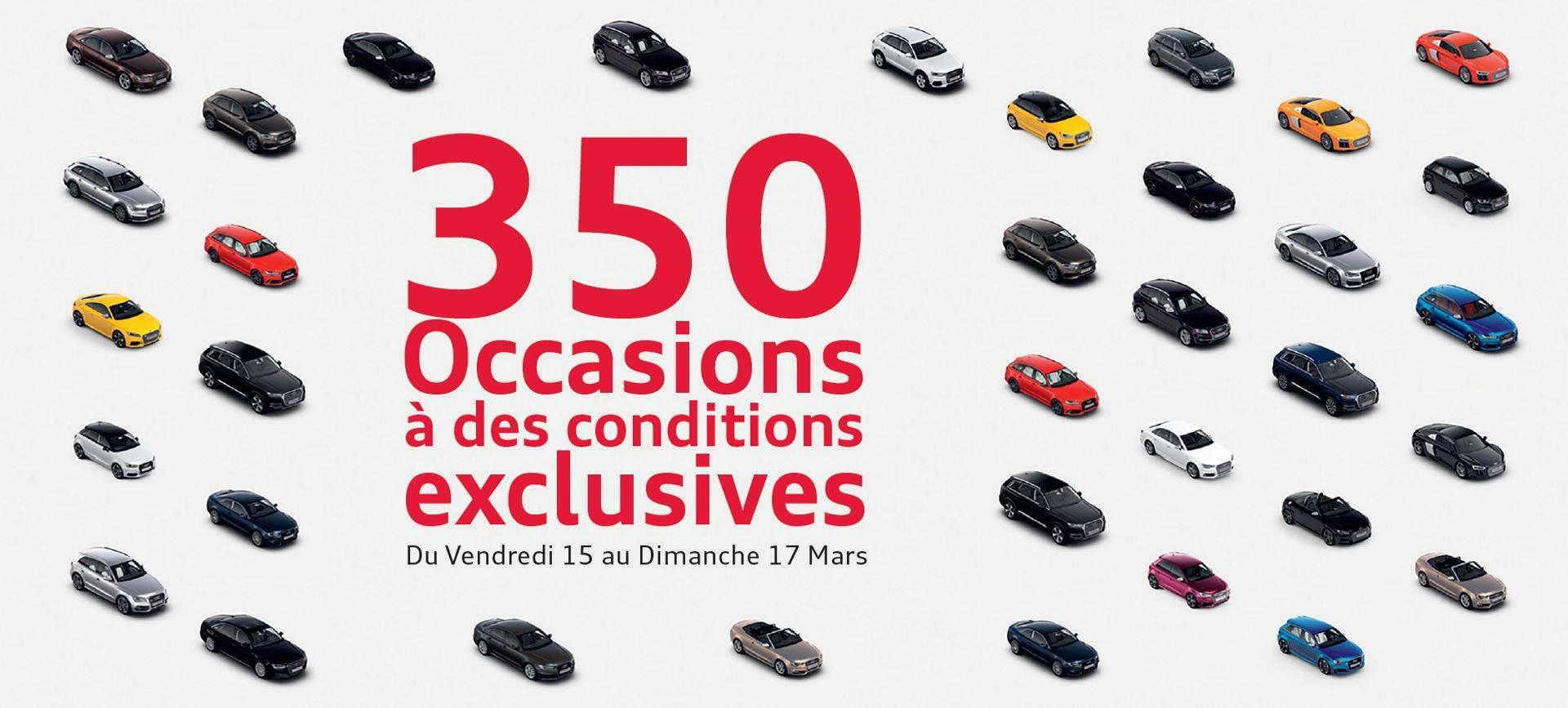Vente Privée VIP Audi et voitures d'occasions