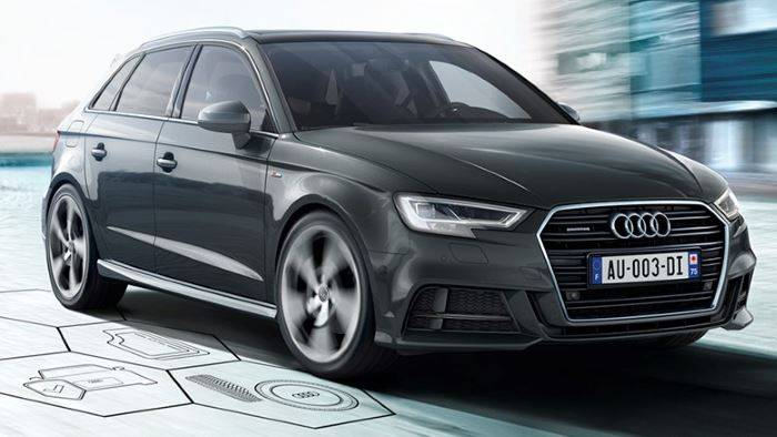 Offres de printemps Audi 2018 - Entretien