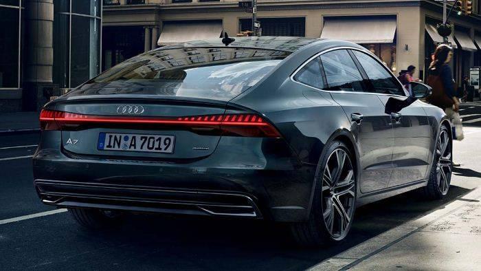 Audi A7 Sportback 2018 phares arrières à led