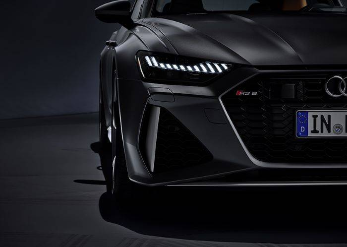 Nouvelle Audi RS6 Avant 2020 RS 6 break sport