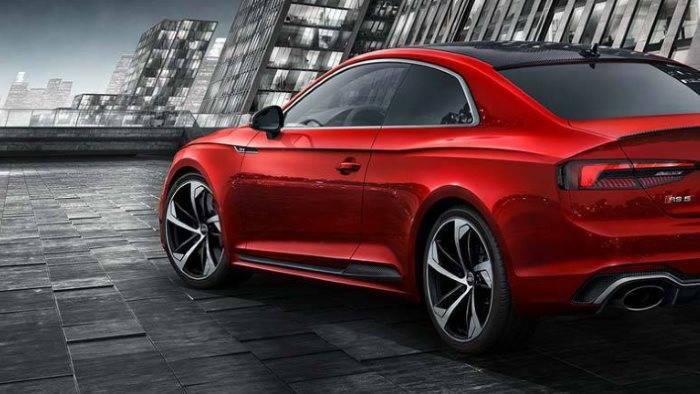 Actu Audi RS5 Coupé 2018 - Audi Sport