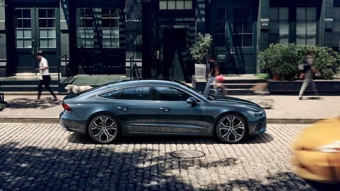 Actu Audi A7 Sportback 2018