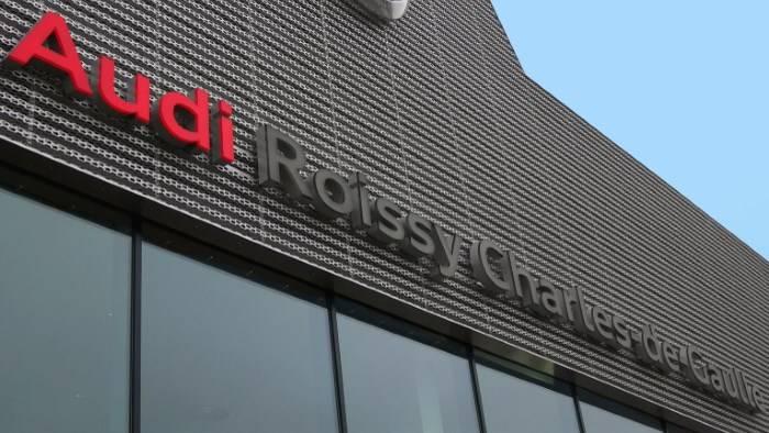 Actu Ouverture Audi Bauer Paris Roissy Aéroville