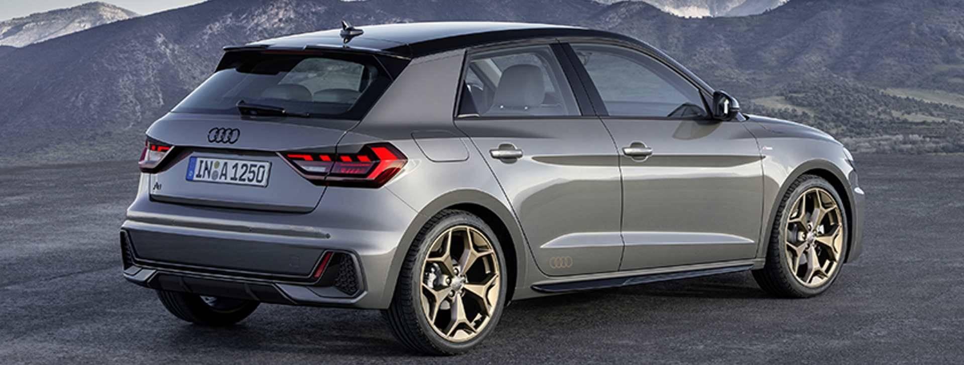 Nouvelle Audi A1 Sportback 5 portes 2