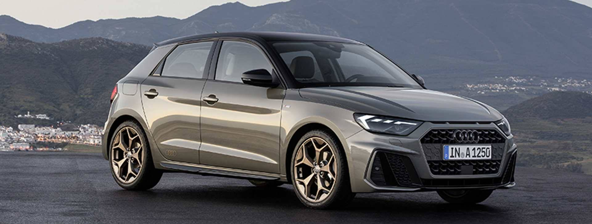 Nouvelle Audi A1 Sportback 5 portes