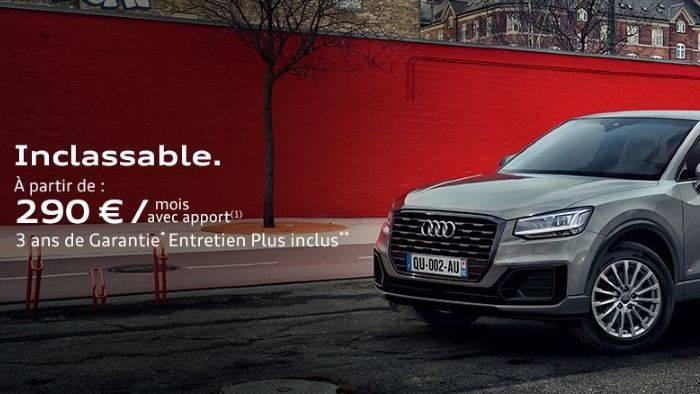 Audi Q2 Fi - Article 700
