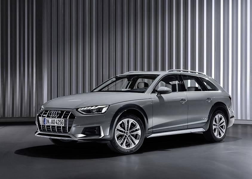 Nouvelle Audi A4 allroad 2019-2020