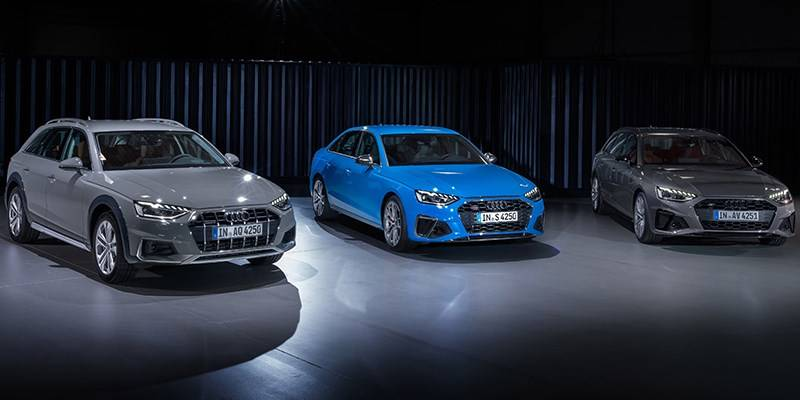 Audi A4 - S4 - alrroad quattro 2019