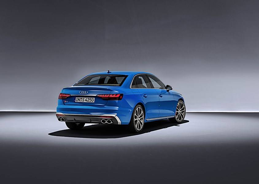 Nouvelle Audi S4 Berline 2019-2020