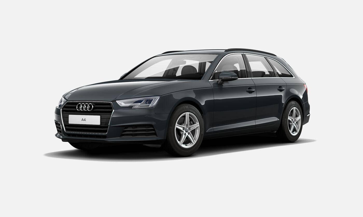 Audi A4 Avant Business line 2019 grise