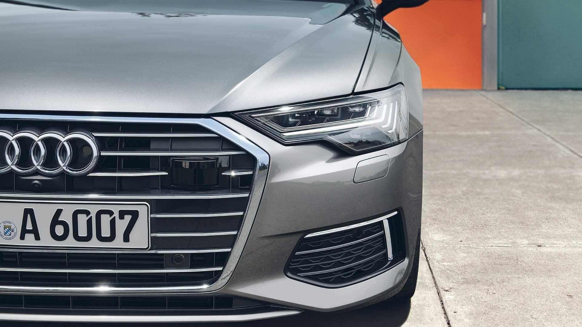Audi A6 Berline 2018 Face avant