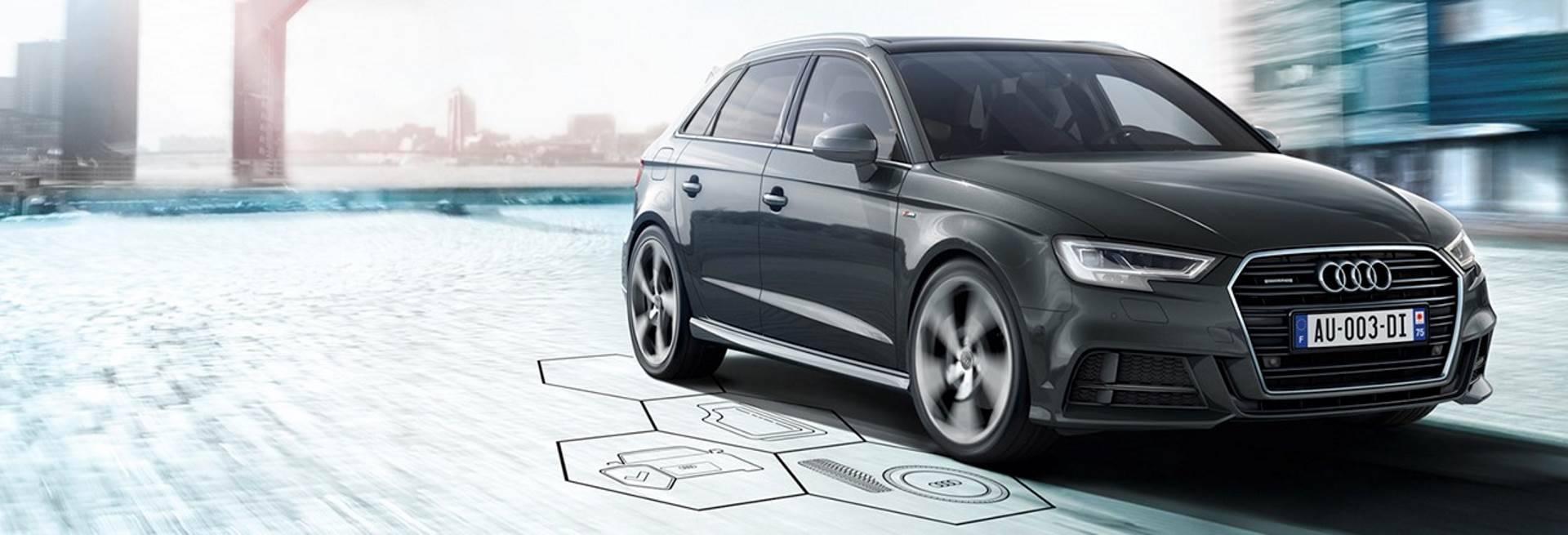 Offres SAV printemps Audi 2018