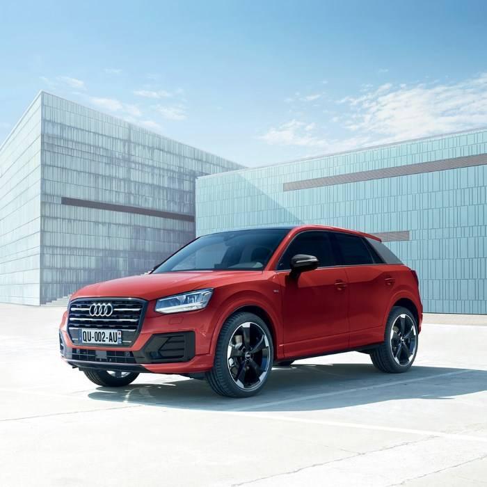 Journées All Access Audi neuve Janvier 2019 - Q2