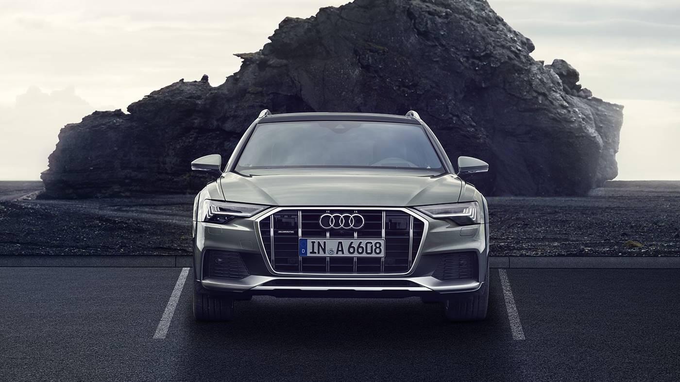 Audi a6 allroad quattro suv premium break chasse