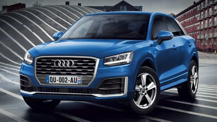 Audi Q2 Sport Limited actualité offre leasing loa