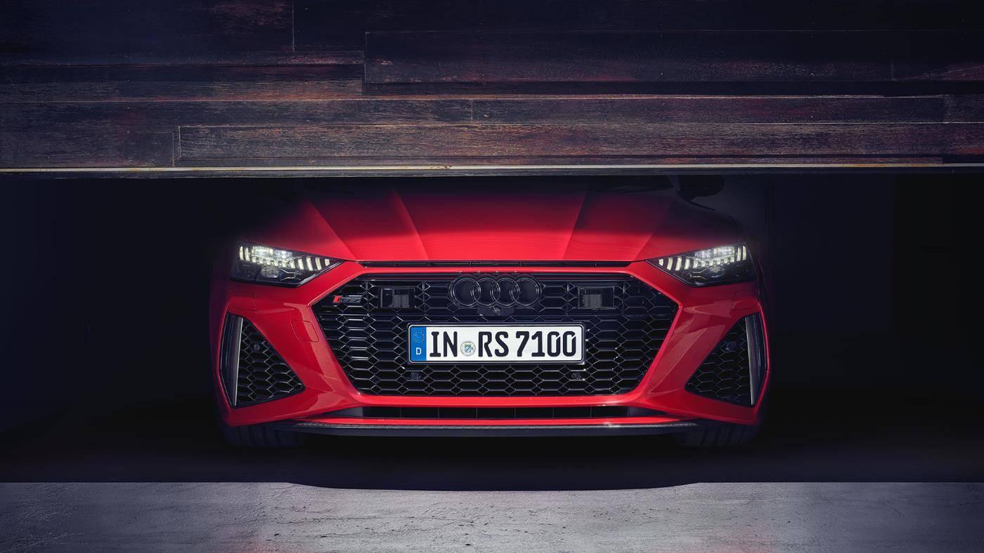 Nouvelle Audi RS7 TDI Quattro sport