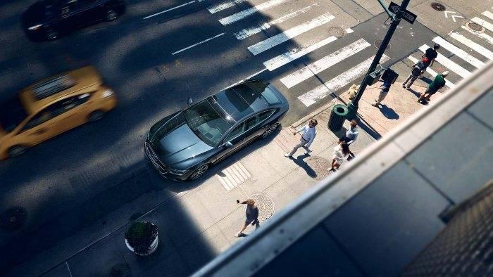 Nouvelle Audi A7 Sportback 2018 Opensky