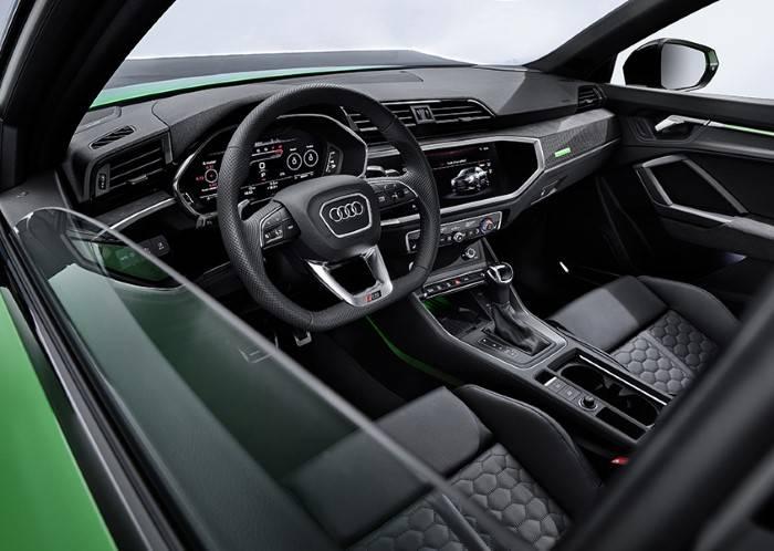 Nouvelle Audi RSQ3 Sportback 2020 INTERIEUR