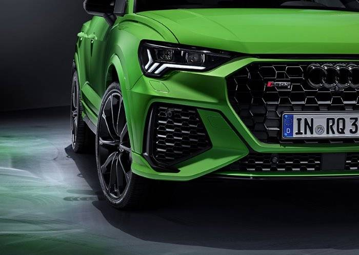 Nouvelle Audi RSQ3 Sportback 2020