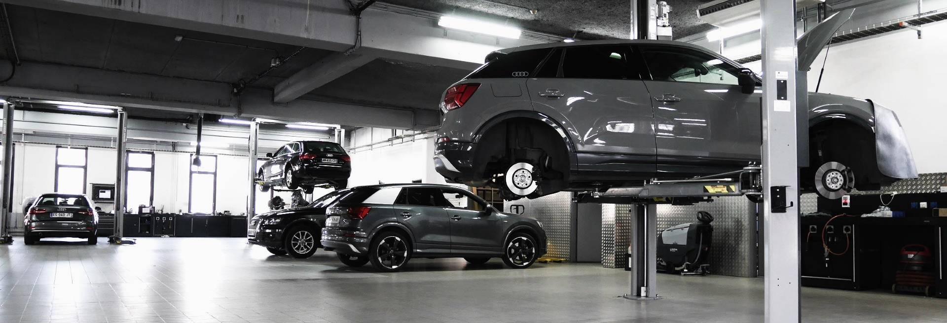 Atelier Audi Bauer Paris Saint-Ouen 93