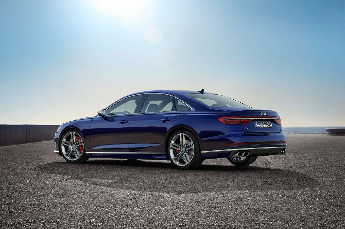 Nouvelle Audi S8 2020