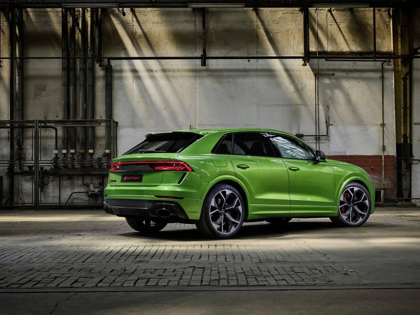 Nouvelle Audi RSQ8 quattro sport extérieur photo