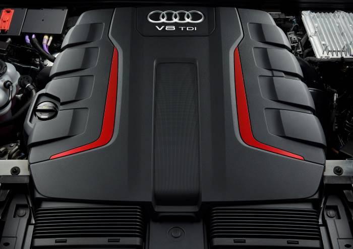 Nouvelle Audi SQ8 TDI moteur V8 TDI 435 ch 2020