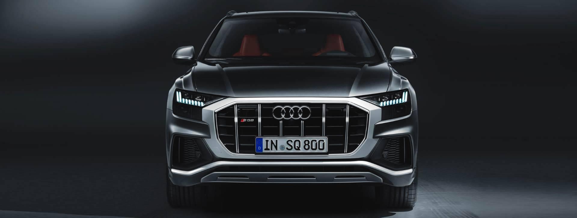 Nouvelle Audi SQ8 TDI 2020 occasion