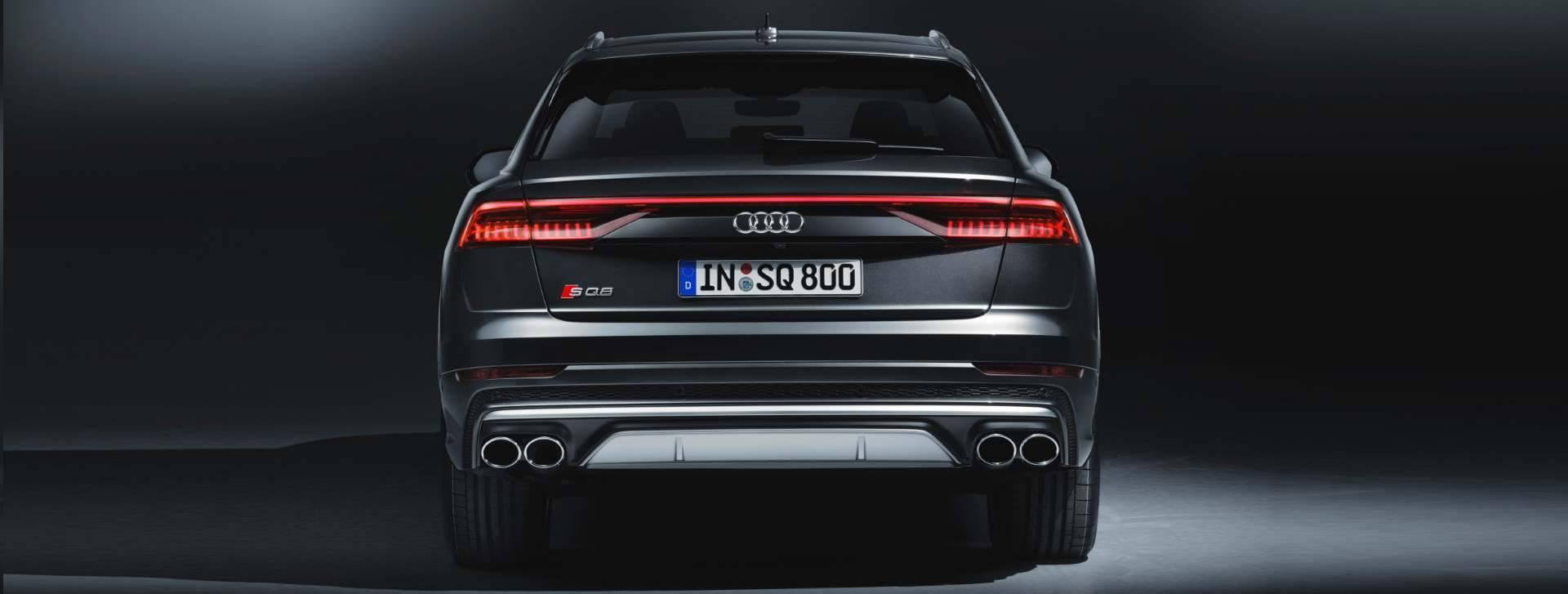 Nouvelle Audi SQ8 TDI 2019 occasion