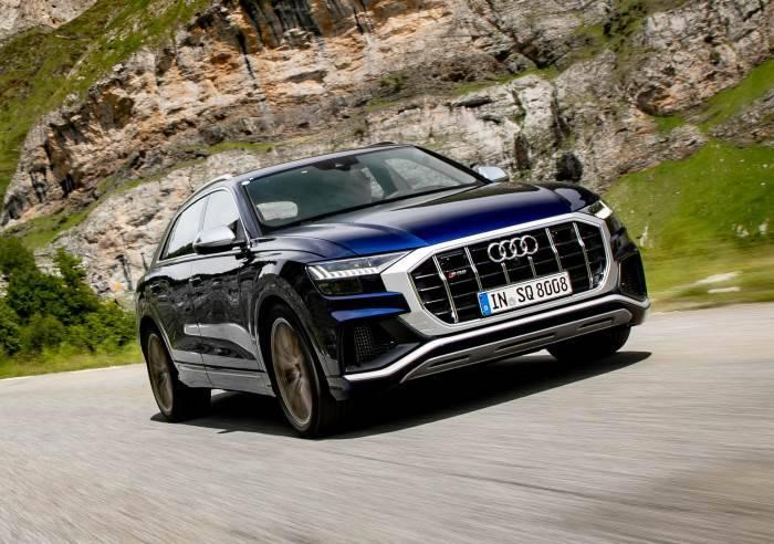 Nouvelle Audi SQ8 TDI 2019 2020 actualité news