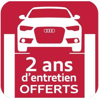 Journées Audi All Access occasion entretien offert