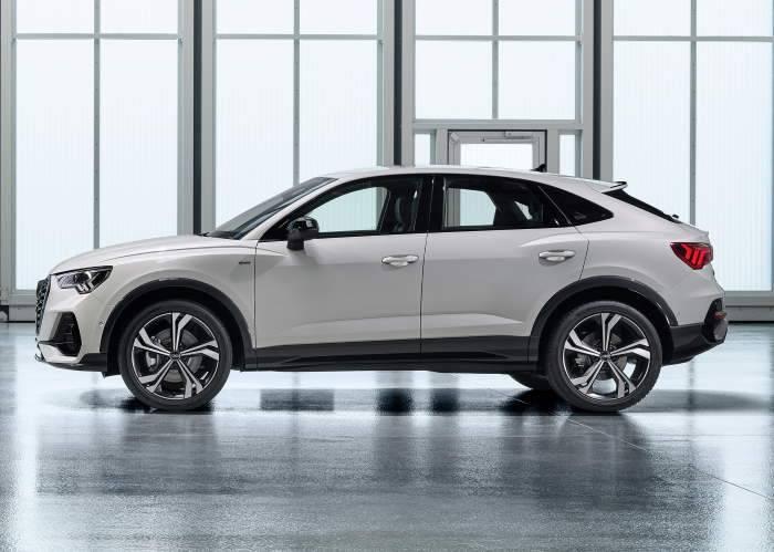 Audi Q3 Sportback profil actualité date lancement