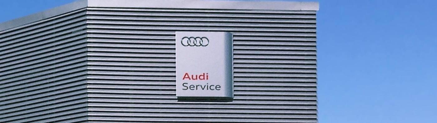 Audi Bauer Paris Nanterre > Entrée atelier