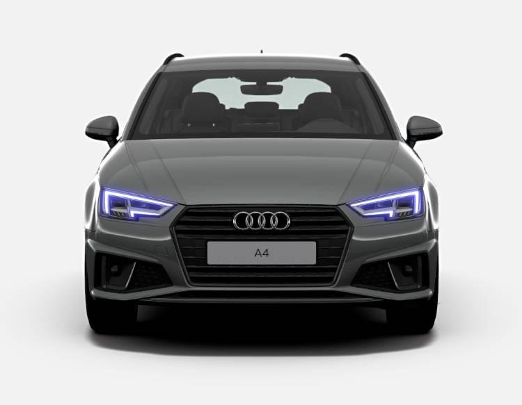Audi A4 Avant S line promotion offre vd