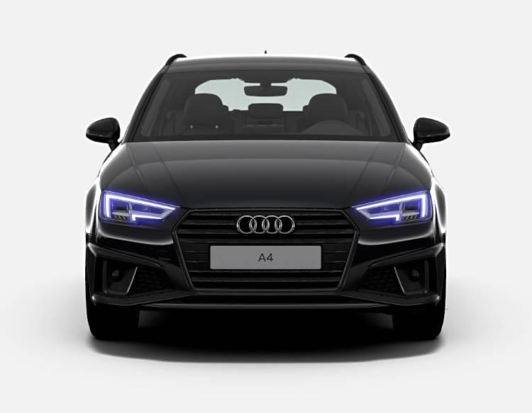 Audi A4 Avant Sline promotion offre vd