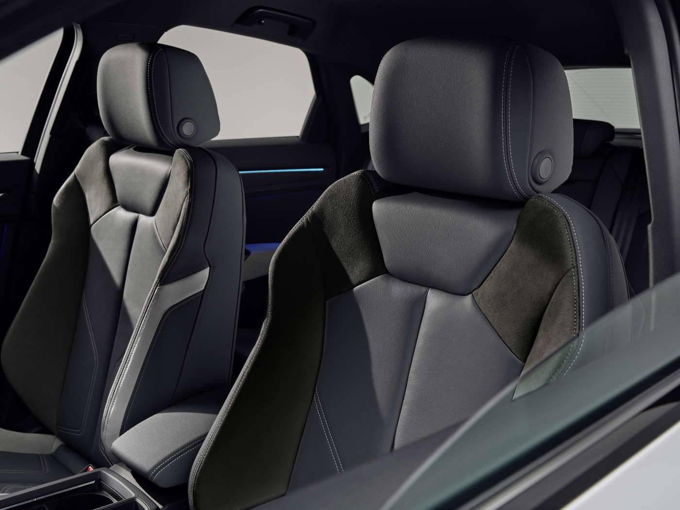 Nouvelle Audi Q3 Sportback 2019 siege avant