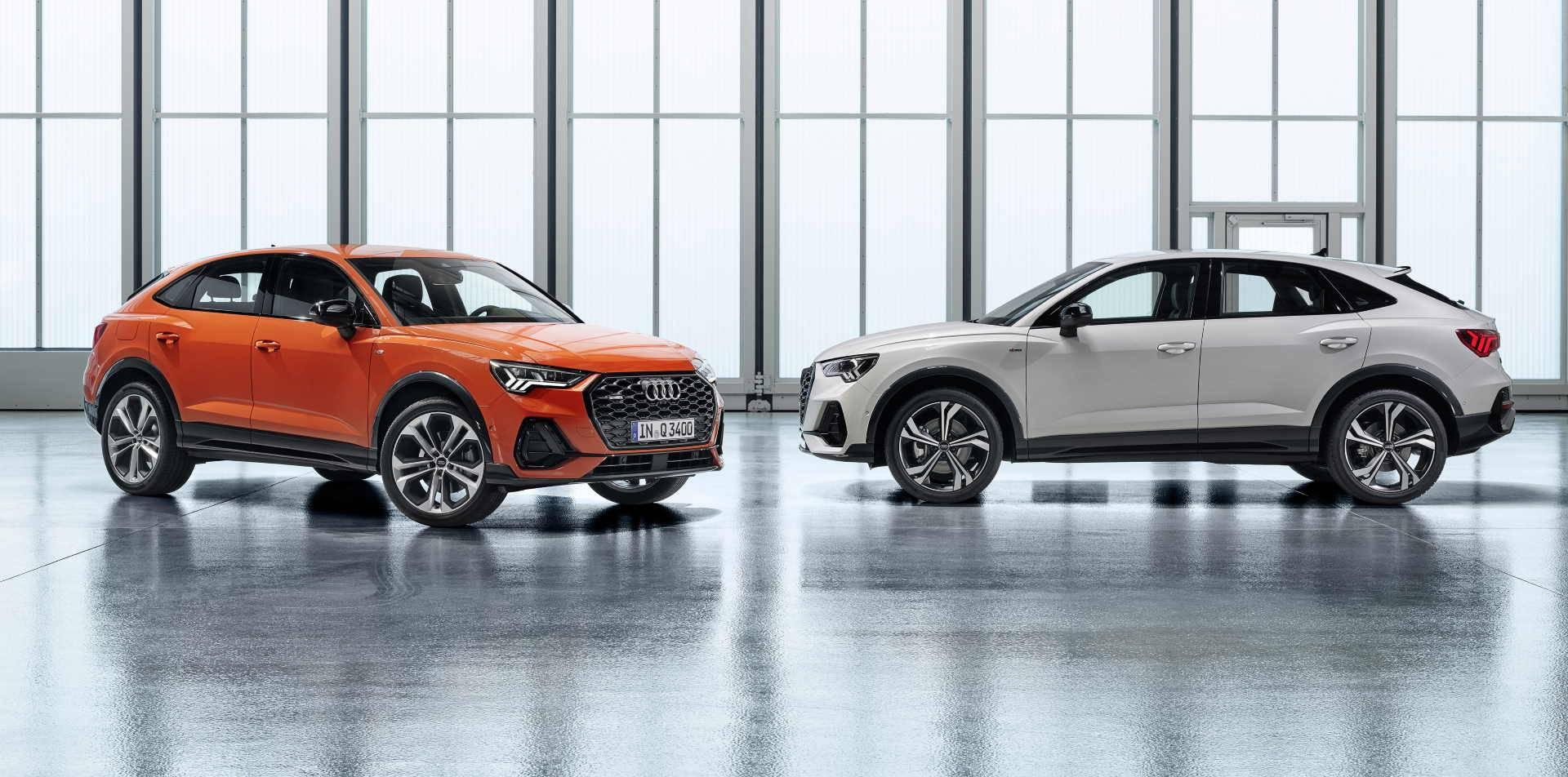 Nouvelle Audi Q3 Sportback 2019 2020