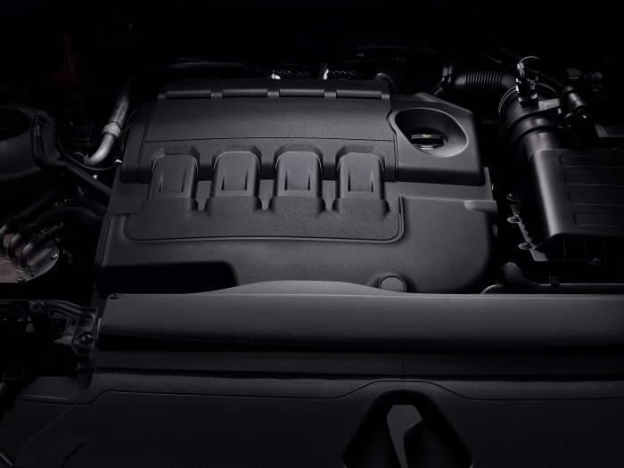 Moteur Audi Q3 Sportback