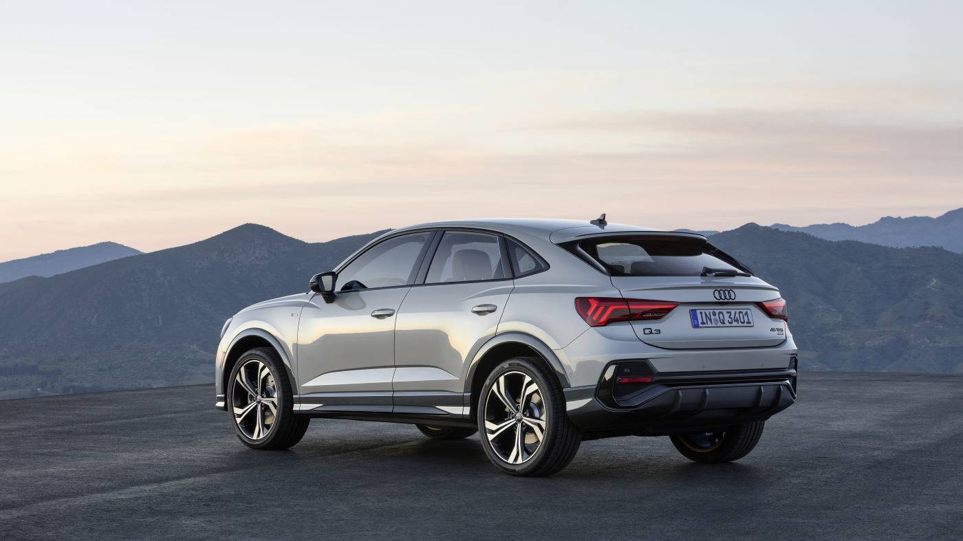 Nouvelle Audi Q3 Sportback 2019 2020 belle photo