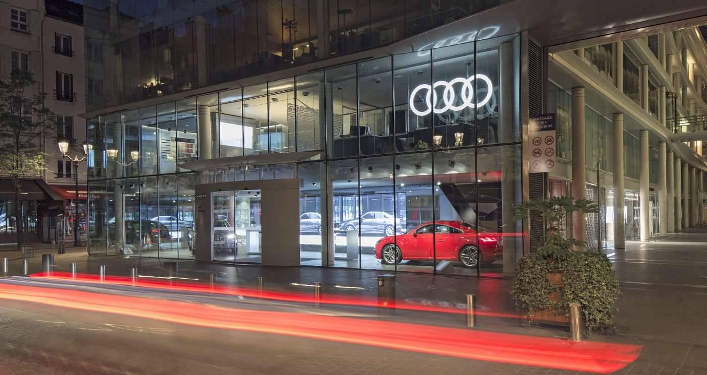 Concession Audi City Paris 75 1er LOA leasing 16