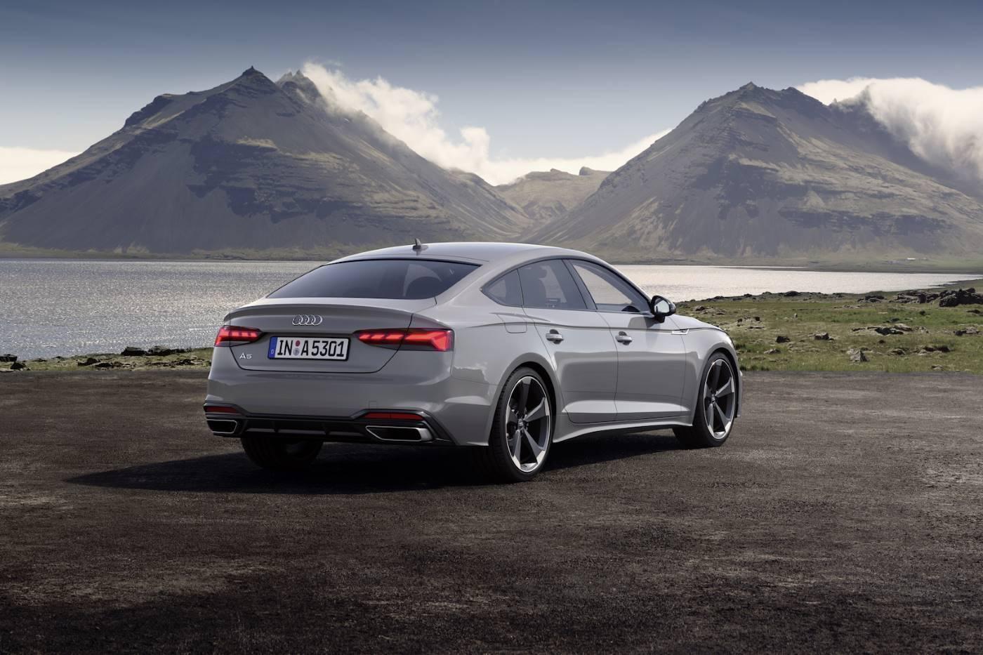 Nouvelle Audi A5 Sportback 2020