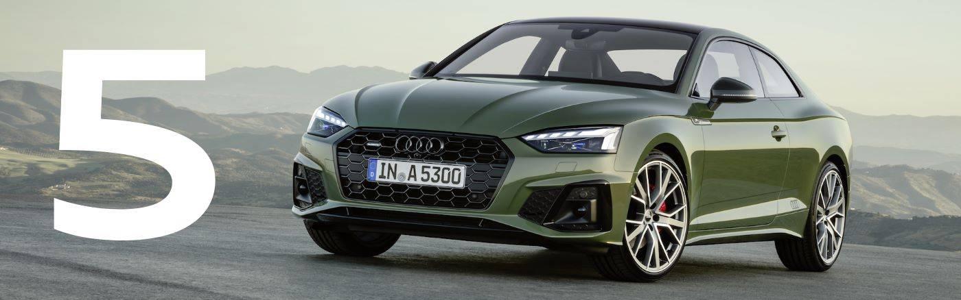 Nouvelle Audi A5 Coupé 2020