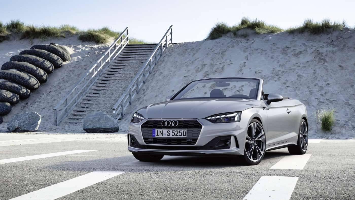 Nouvelle Audi A5 Cabriolet 2020